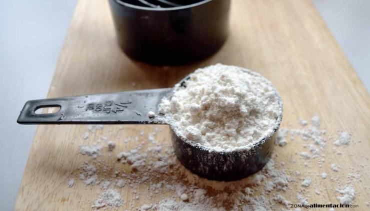Tipos de harina y sus usos en cocina - que es la harina de fuerza