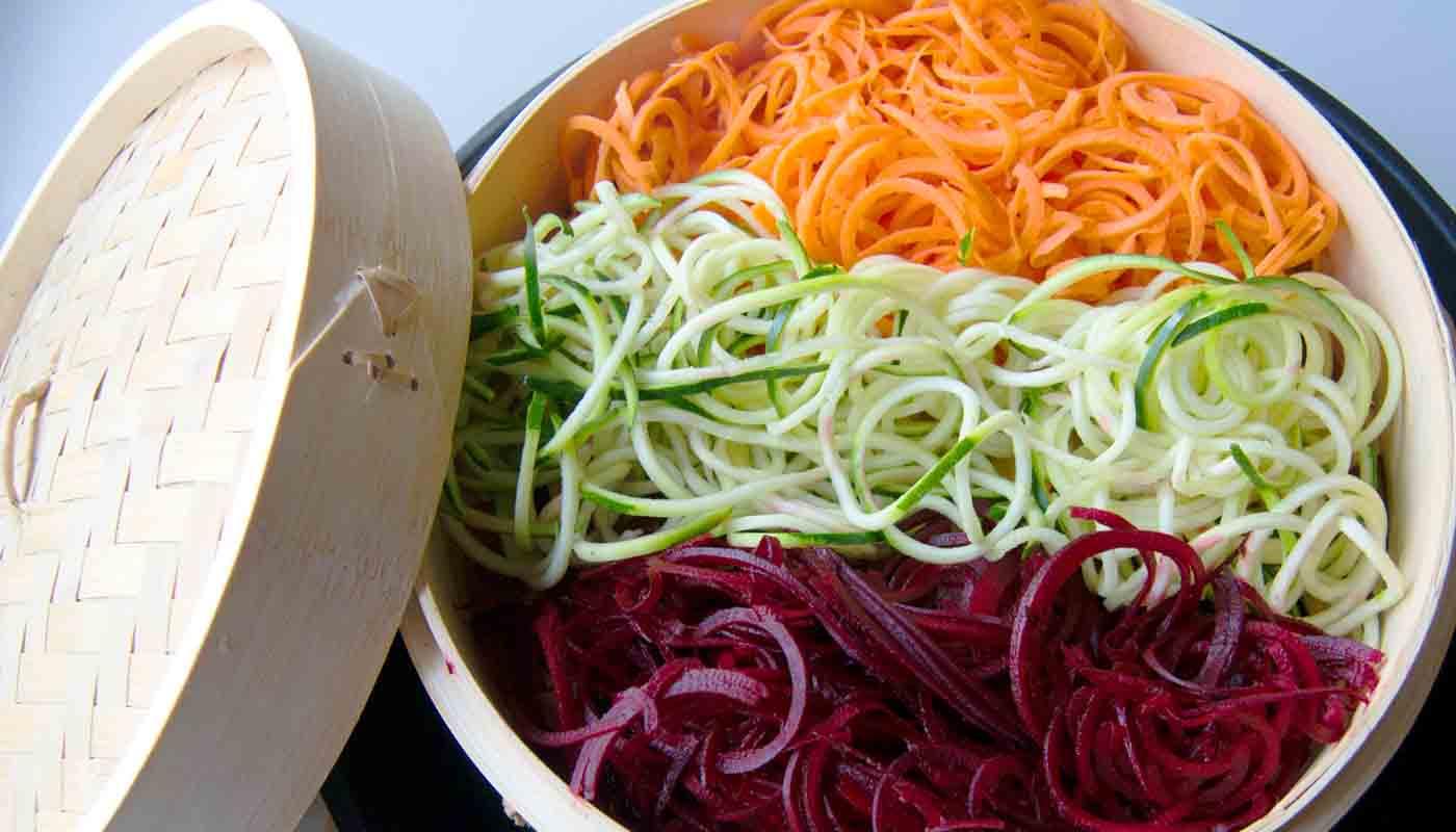 Cocción al vapor: las bases de la cocina al vapor para una comida sana - curso de cocina gratis - técnicas de cocina