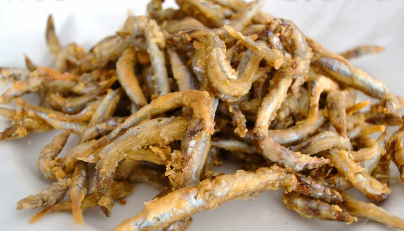 receta de pescaito frito o pescaditos fritos - receta de fritura de pescado - recetas de pescado y marisco - recetas realfooding o real food