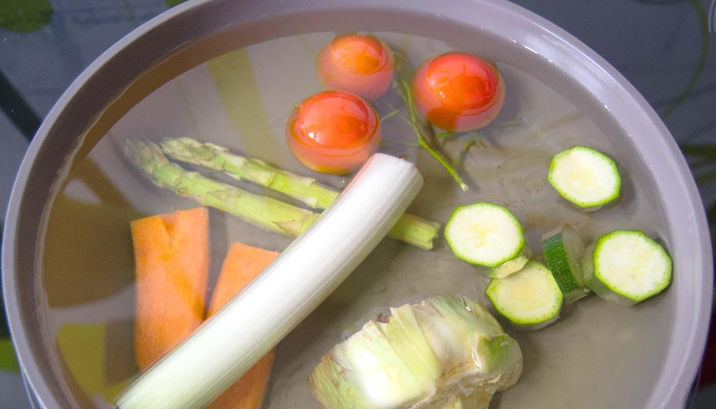 Que es confitar - como se confita - que alimentos se confitan - tecnicas de cocina