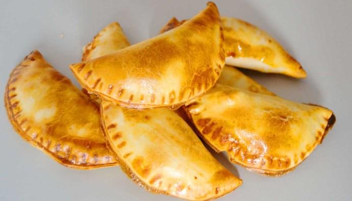 Receta de empanadillas de atún - recetas de masas rellenas - recetas de reaprovechamiento * recetas realfooding o real food