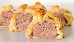 Receta de pastel de carne en hojaldre - recetas con hojaldre - recetas realfooding o real food
