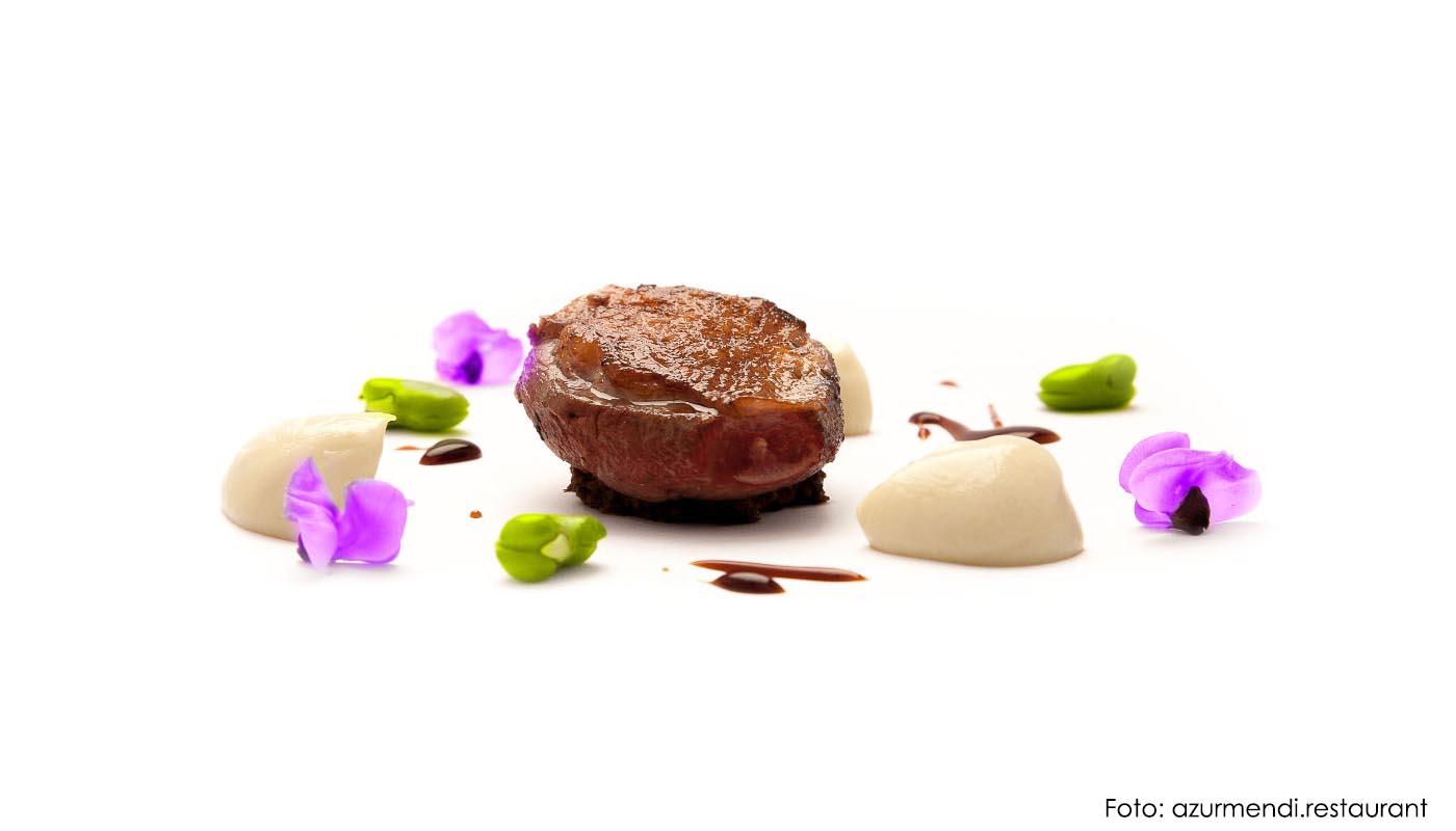 Eneko Atxa, vanguardia al natural desde el Azurmendi - chefs y restaurantes