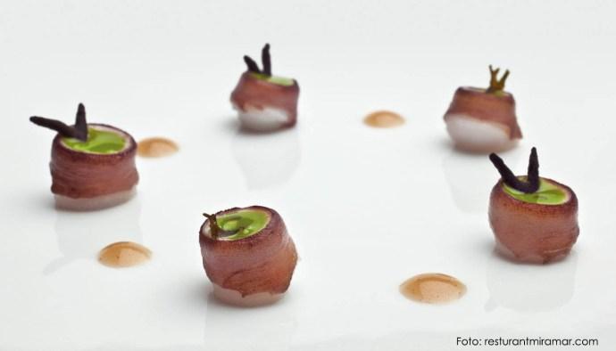 Paco Pérez, desborde de creatividad a partir del Miramar - Biografías de chefs y restaurantes