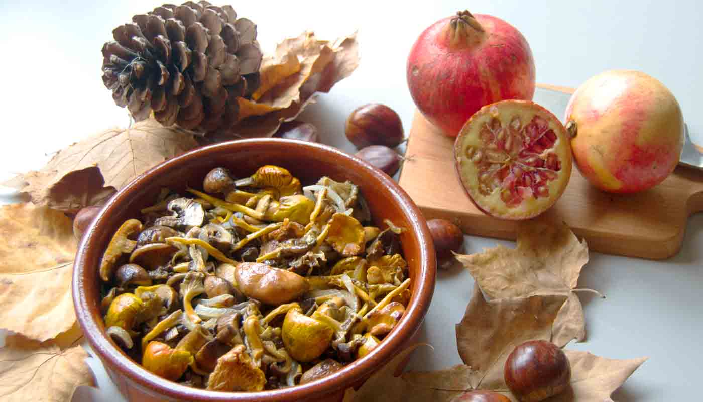 cocina tradicional, evolucion