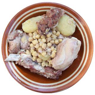 De donde procede la tradición gastronómica del puchero - Las bases de la cocina tradicional