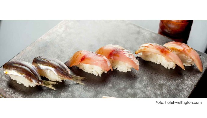 Ricardo Sanz y la mixtura japo-mediterránea de los restaurantes Kabuki - chefs y restaurantes