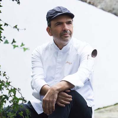 Jesús Sánchez, biografía del chef del Cenador de Amós