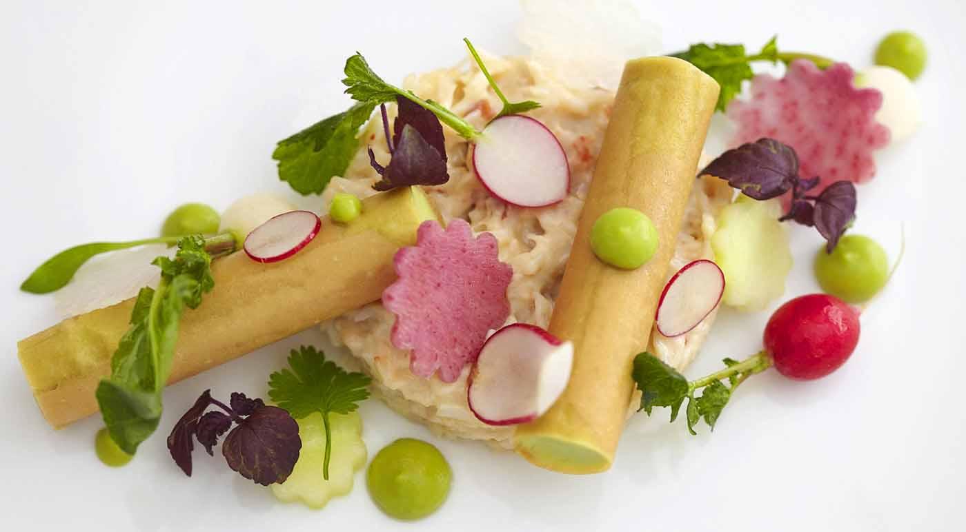 Hélène Darroze, la delicadeza de la cocina francesa - chefs y restaurantes