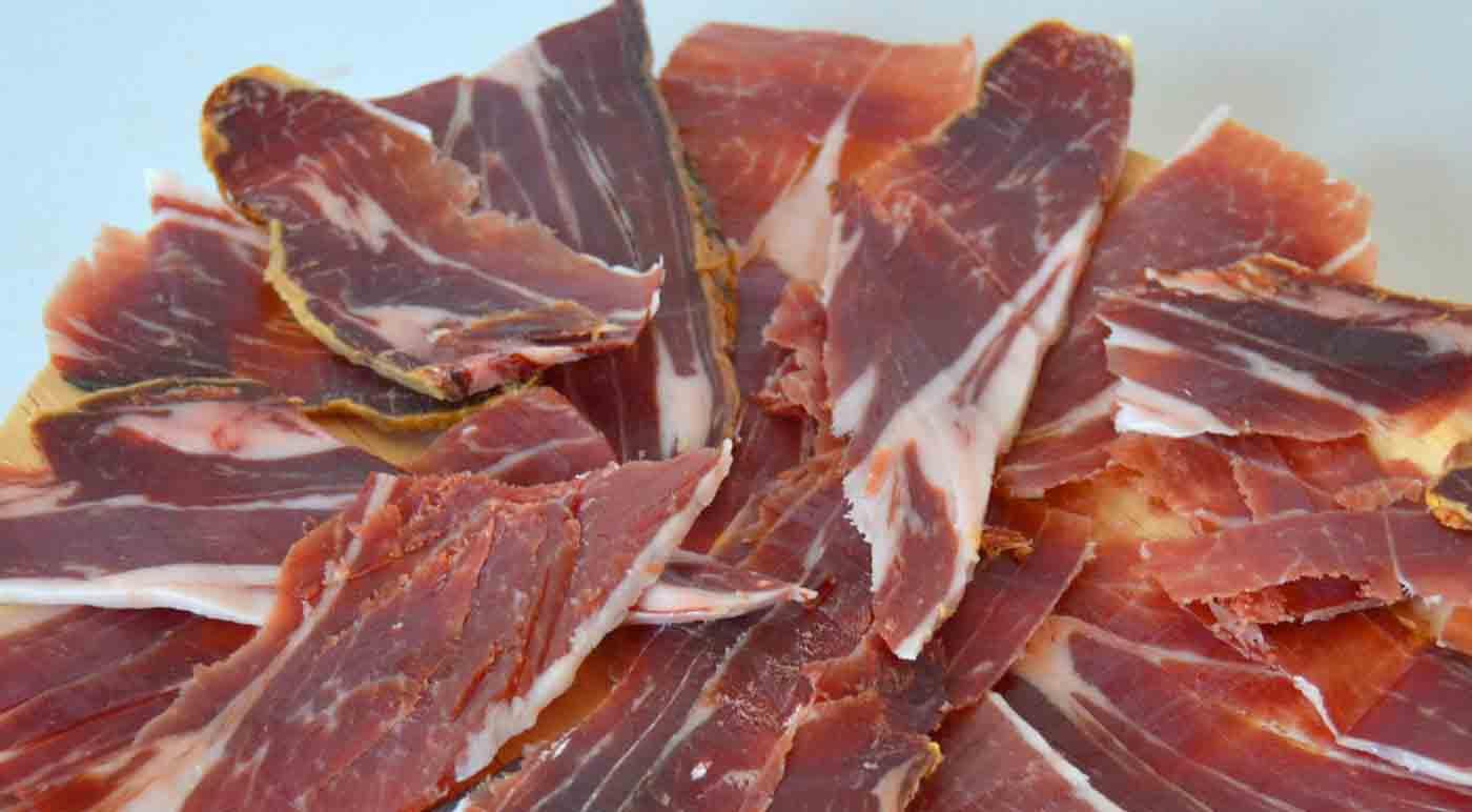 Denominaciones de origen de jamones ibéricos y serranos - alimentos de España