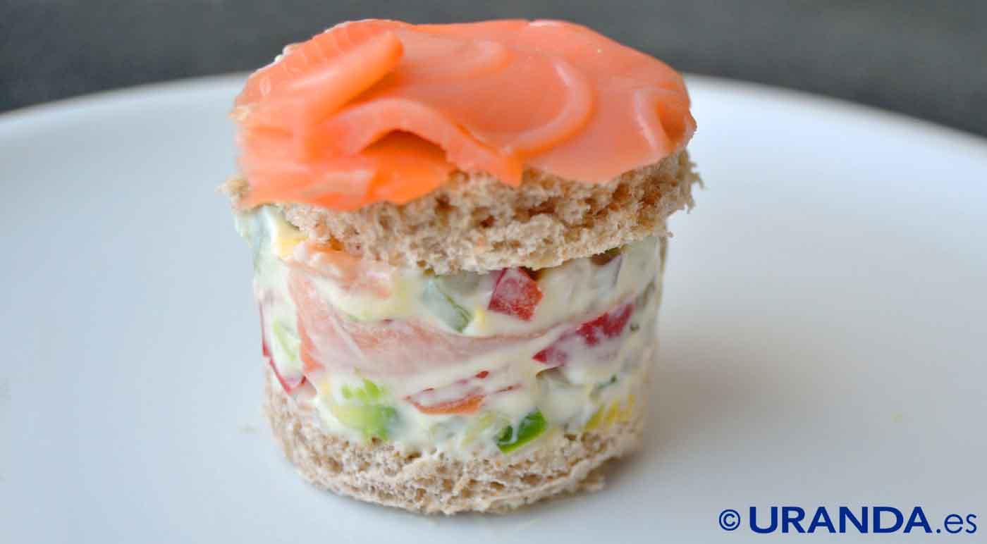 ¿Cómo debe ser el bocadillo o sándwich saludable? - alimentación y nutrición - coaching nutricional