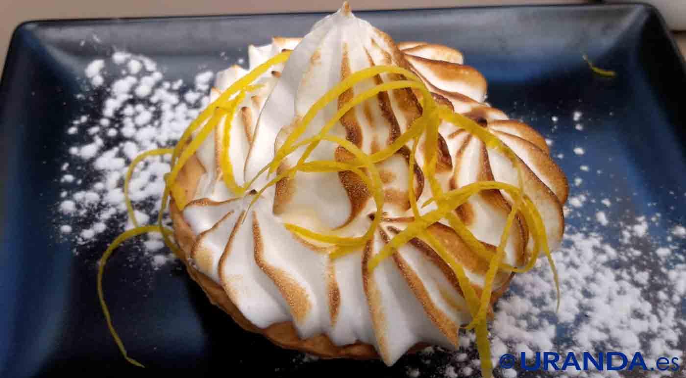REceta de pie de limon y merengue, tarta de limón y merengue o lemon pie - recetas de tartas - recetas de postres y dulces - recetas real fooding o real food