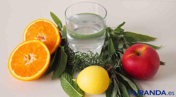 Como hacer aguas saborizadas: 10 recetas de aguas saborizadas caseras
