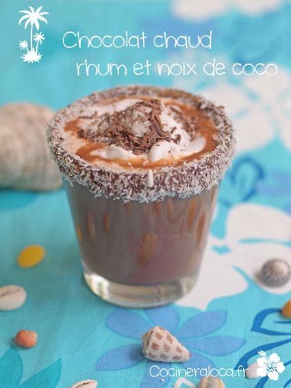 chocolat chaud rhum noix de coco 3 ©cocineraloca.fr