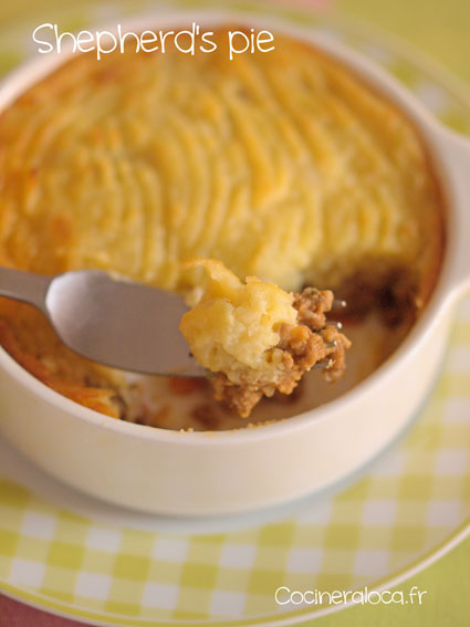 Shepherd's pie ©cocineraloca.fr