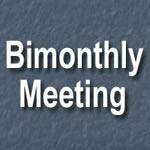 Bimonthly meeting