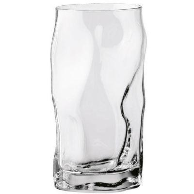 Longdrinkgläser-Sorgente-450ml-klar-fancy-set