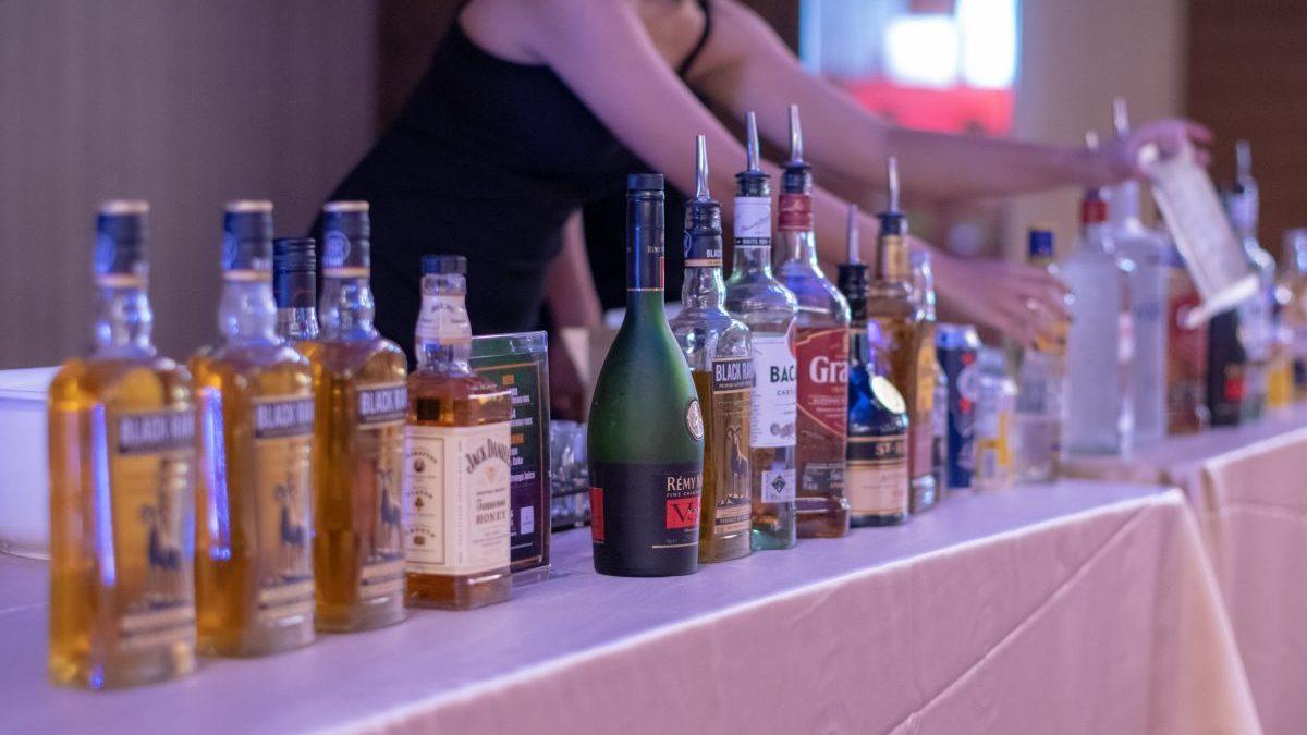 夸克調酒:調酒和酒單