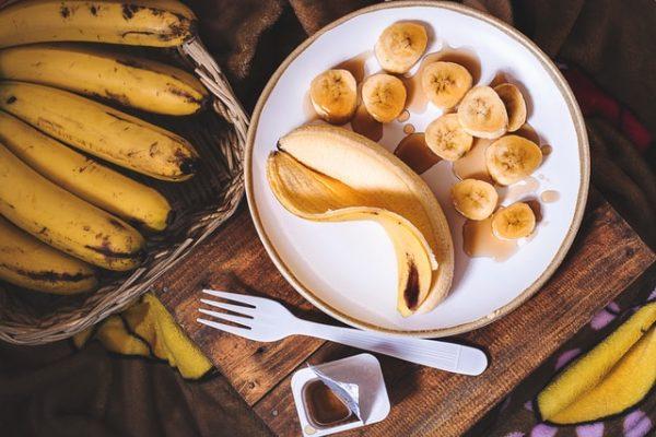 不喝醉秘訣:香蕉