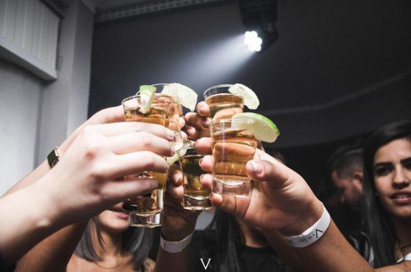 龍舌蘭 tequila shot