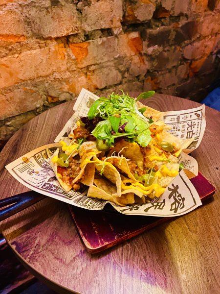 榕–起司肉醬 墨西哥玉米片 番茄莎莎