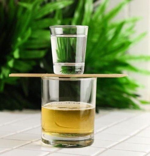 龍舌蘭喝法 -Tequila Bomb