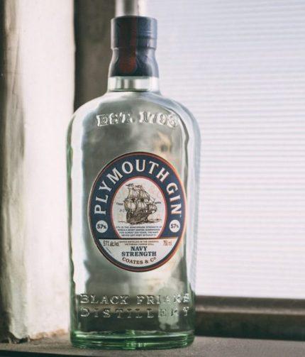 琴酒類型-海軍強度琴酒