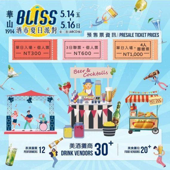 酒市夏日派對 - 展覽資訊
