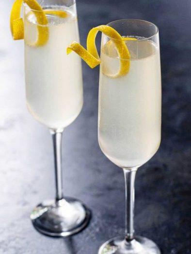 琴酒調酒 -法式75