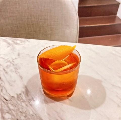 琴酒調酒-內格羅尼