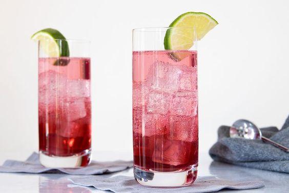 琴酒調酒-芙蘿拉朵拉