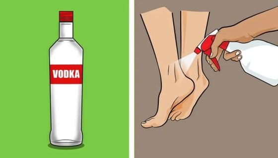 伏特加-去腳臭