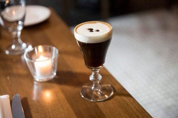 咖啡調酒 -愛爾蘭咖啡