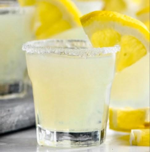 shot酒譜-lemon drop