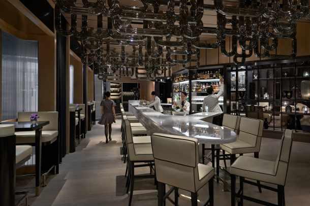 文華東方酒店-M.O. Bar