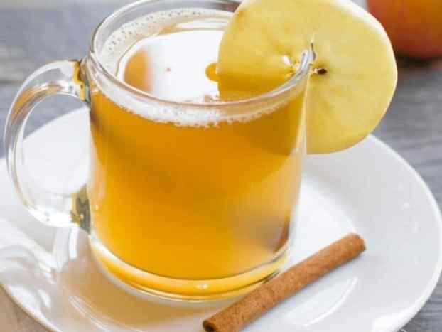 熱調酒 -蘋果托迪