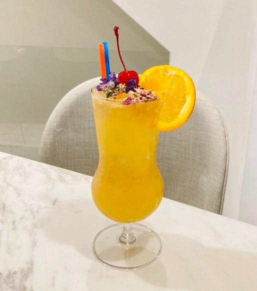 橙酒調酒 -生命是橘黃色的