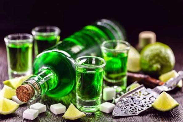 艾碧斯-綠色瓶子