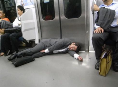 Japonia - karoshi