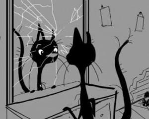 ghinion pisica neagra