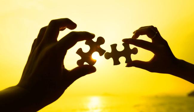relatia ca un puzzle