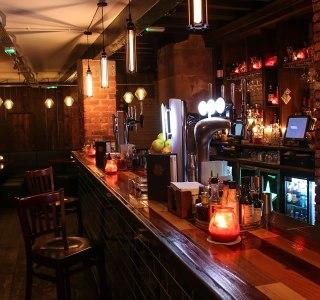 Inside Arcane Cocktail Bar Manchester