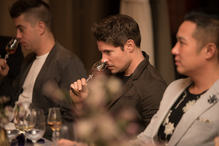 Actor Josh Henderson, Hennessy Paradis Imperial
