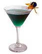 Любимые Коктейли - Коктейль с коньяком Зеленая любовь - вкусный, легкий и элегантный коктейль. И еще рецепты коктейлей с коньяком