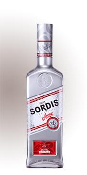 Водка Sordis «Сормовская Люкс». Коктейли с водкой