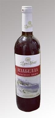 """Вино """"Изабелла"""""""
