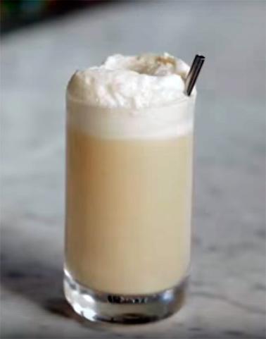 Бурбон лифт коктейль Bourbon Lift Cocktail