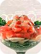 Салат-коктейль томатный Простые рецепты