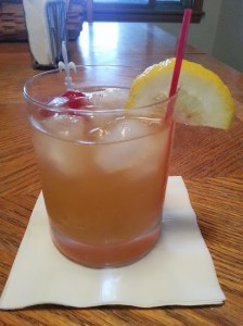 Rev's whiskey sour