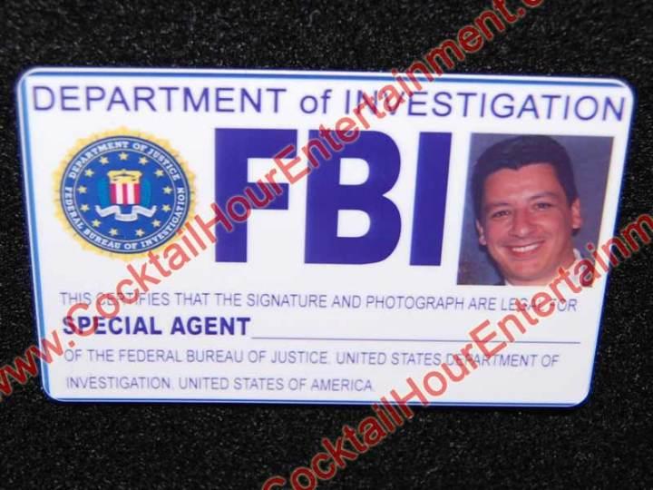 fbi id card maker poemview co
